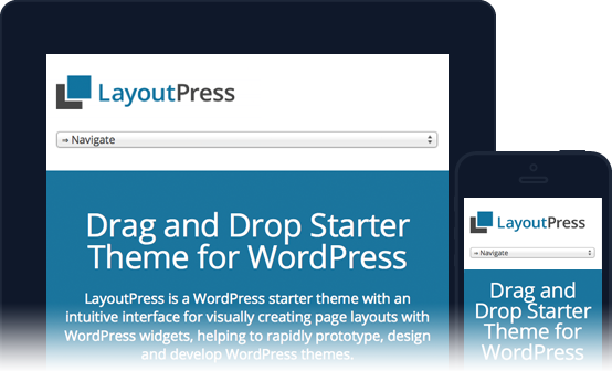LayoutPress - WordPress Starter Theme with Drag and Drop Page Layout ...